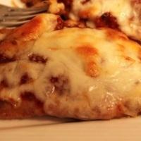 Leftover Sauce, Chicken Parmesan Pizza, Loaded Steak Fries