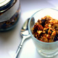 Pomegranate Nutty Granola