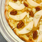 Back to the Fire: Pear Pecan Pizza