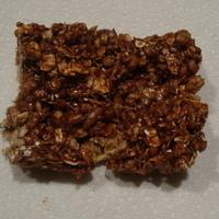 Homemade Chocolate Granola Bars