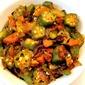 Bhindi Masala ( Okra Stir Fry)