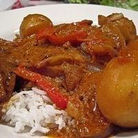 Massaman Braised Beef Curry