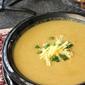 Creamy Carrot & Jalapeno Soup Recipe, plus a Blogger Spotlight