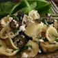 Lamb & Black Olive Pasta