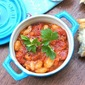 Baked Cannellini Beans In Tomatoes