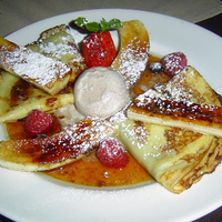 Authentic French Crepes