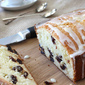 Glazed Lemon & Dried Cherry Quick Bread Recipe