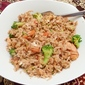 Fried Rice with Tempeh