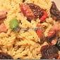 Fuzzy Fusilli with Barese Sausage