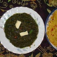 Sarson Ka Saag (Punjab special)