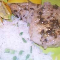 swordfish piccata