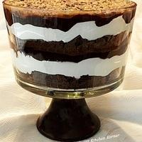Caramel Chocolate Trifle