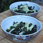 Mika's Vegan Seaweed and Cucumber Salad