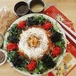 Homemade Yee Sang for Chinese New Year (魚生)