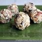 Instant honey-glazed Nut balls
