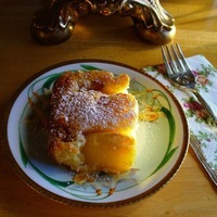 Apfelkuchen (German Apple Cake) with Almond Apple Cake Variation