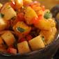 Jicama-Orange Salad Recipe with Chile Lime Vinaigrette