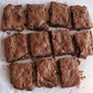 Light Chocolate Coconut Squares