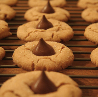 Best Peanut Butter Cookies!