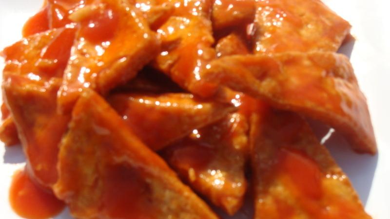 Mock Chicken Wings