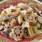 Stir Fried Mixed Vegetable with Lotus Root