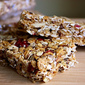 Quick and easy granola bars
