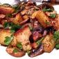 Wild Mushroom & Crouton Salad