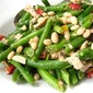 What's for Lunch? Double Bean Salad w/ Tuna