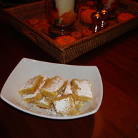 The best lemon bars you'll ever have