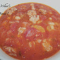 Hearty Tomato Sausage and Bean Soup