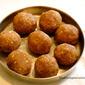 Nombu Kozhakattai (Steamed Rice/jaggery balls)