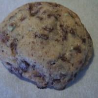 Creme de Menthe Chunky Cookies