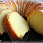 Meyer Lemon Yogurt Bundt Cake