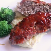 The Very Best Glazed Meatloaf Recipe