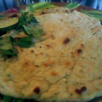 fresh cilantro tortillas