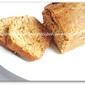 Garlic & Sun Dried Tomatoes Whole Wheat No Knead Bread