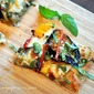 Green Curry Chicken Pizza - A New Way to Enjoy Your Pizza!