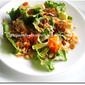 Wheat & Green Apple Salad