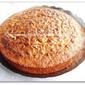 Eggless, Butterfree & Sugarfree Apple & Walnut Whole Wheat Cake