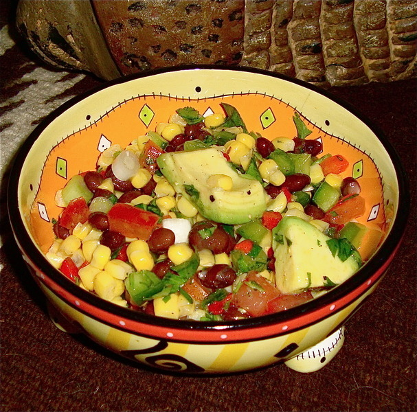 San Antone Black Bean Salad