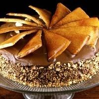 Torta Dobos (un mito della pasticceria del XIX sec). - Ungheria