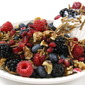 Our Favorite Healthy Breakfast These Days, Greek Style Yogurt and Berry Medley