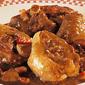 Coq au vin ( pollo al vino ) - Francia
