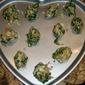 Spinach Parmesan Bites