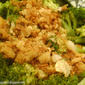 Broccoli with Sautéed Bread Crumbs & Garlic