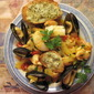 One Dish Seafood Stew
