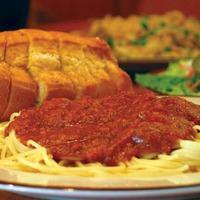 Brett & Bart's favorite spaghetti
