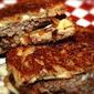 Turkey Burger Patty Melt