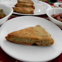 Eggless Almond Flour Scones(Grain & Sugar free)