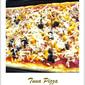 Tuna Pizza ~~Sweet Punch